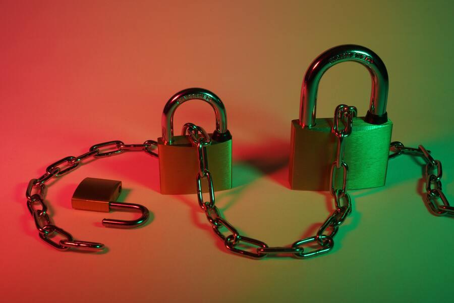 beveiliging van blockchain