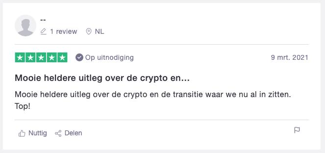 ervaring met de crypto masterclass