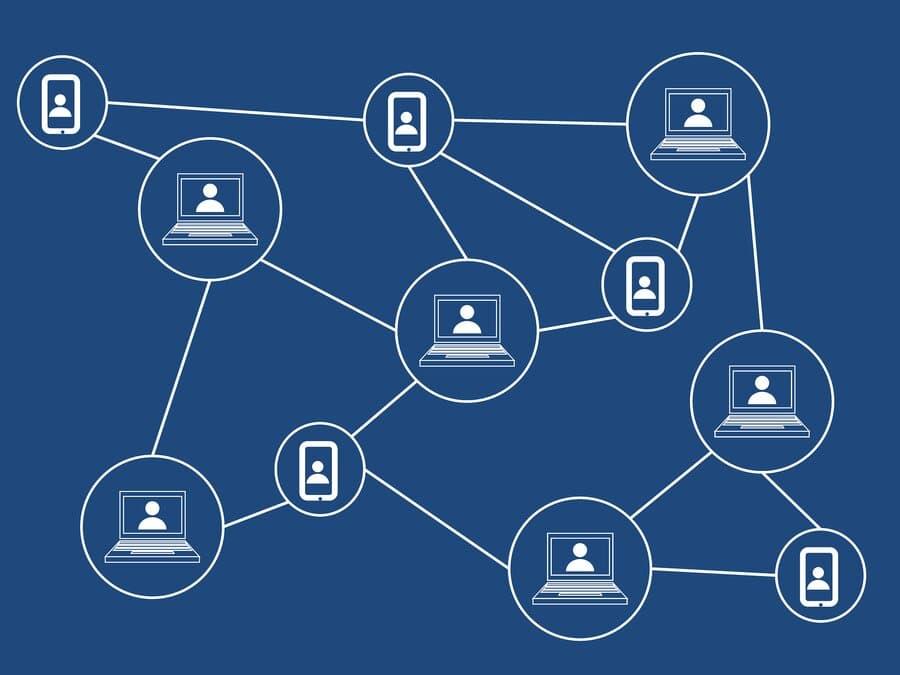 Blockchain netwerk