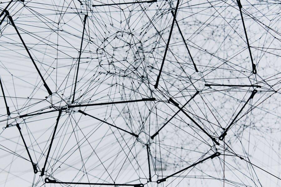 een verbonden netwerk